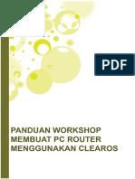 Clear_OS workshop