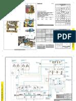 Main Schematic Sistema Hidraulico Minicargador 236 b3