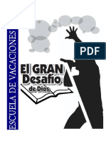 Manual El Gran Desafio 1