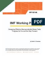 1. Designing Effective Macroprudential Stress Tests - Progress So Far and the Way Forward - Demekas