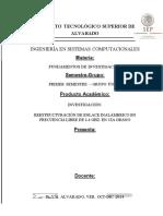 REESTRUCTURACION DE RED INALAMBRICA