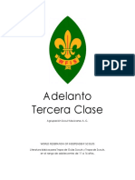 Adelanto Tercera Clase