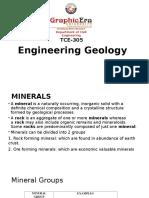 Unit 1.3 Minerals
