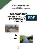 Diagnostico Ambiental Cusco Mejorado