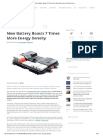 New Battery Boasts 7 Times More Energy Density _ CleanTechnica