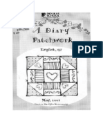 A Diary Patchwork