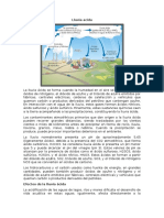 Ecologia Lluvia Acida-efecto Invernadero