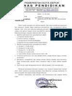 Surat Persiapan Rilis Dapodik 2016_Kota Depok