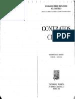 Libro de Contratos Civiles México
