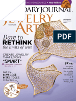 Lapidary Journal Jewelry Artist - March 2016