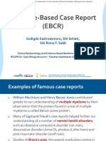 Evidence Based Case Report