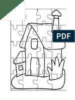 Rompecabeza Casa