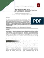 Intercambiadores de Tubo y Coraza Informe