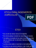 Curso de Etica Para Ingenieros Agrícolas Bilder