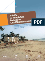 Coastal Changes in West Africa