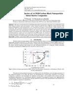 Micro-Tensile Behavior of AA7020/Carbon Black Nanoparticle Metal Matrix Composites