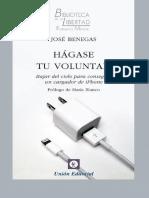 Hágase Tu Voluntad - Jose Benegas-