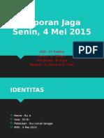 Laporan Jaga 04 Mei 2015 (Stroke Infark).pptx