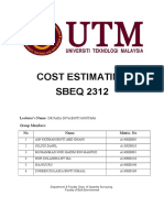 COST ESTIMATING baru.docx