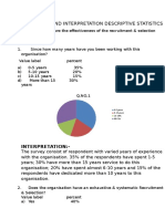 Data Analysis of Pepsico