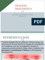 Contaminación Por Electromagnetismo