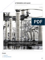 Electrical-Engineering-portal.com-Designing of HV Power Substation and Layout
