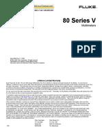 80 v User Manual