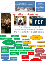 Hospitality Industries