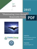Awareness Program on Renewable Energy in NUST