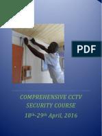 Comprehensive CCTV Course Outline_2016