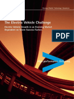 Accenture Electric Vehicle Challenge