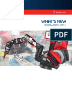 solidworks 2016 new fearures