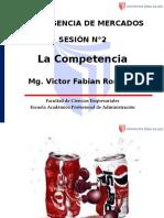 Sesion 2 - La Competencia