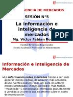 Sesion 5 - Proceso de Información