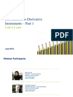 2014 Introduction to Derivative Instruments Part 1 Deloitte Ireland