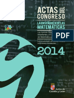 Actas Congreso Las Nuevas Metodologías Para La Enseñanza de Las Matemáticas e2