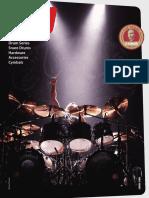 Sonor_Drums Catalog 2015