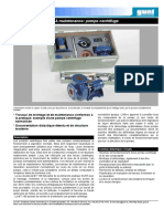 Montage & Maintenance Pompe Centrifuge