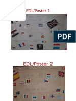 EDL Posters