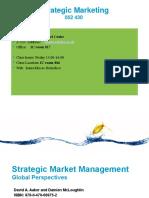 Strategic Marketing Week 3 - Ch02