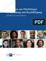 Dihk Leitfaden Integration Fluechtlinge Jan 2016
