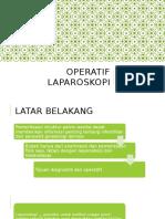 Operatif laparoskopI