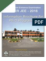 NIPER-PhDBrochureFinal