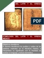 Etimologia Médica
