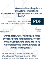 02_ Integrating Port Community and Regulatory Single Window Systems - Morton, IPCSA, Session 2