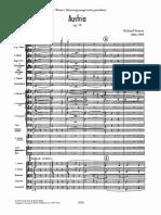 Richard Strauss - Austria Sinfonic Poem