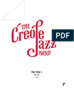 The Creole Jazz Band Fake Book 1 - Eb