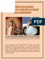 On Durga Puja Spread Spirituality With Gift of Forest Puja Accessories