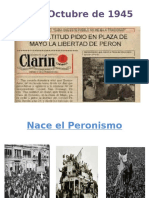 Peronismo Populismo Propaganda