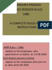 Ghjkl; Pension Rules Ppt